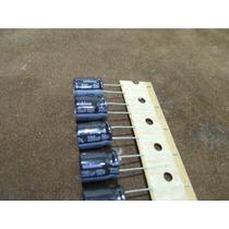 Capacitor Electrolitico 22 Mf A 50 Volts 50 Piezas $ 200