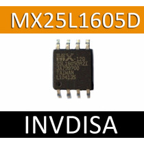 Integrado Bios Mx25l160d Mx25l1605dm2i-12g Mx25l1605dm2i
