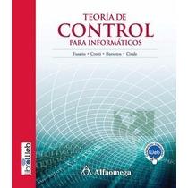 Libro: Teoría De Control Para Informáticos