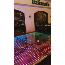 Pista De Baile Led Digital Dj Sonidos Eventos