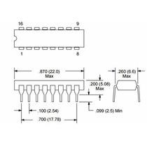 Nte843 Circuito Integrado Tv Video De Fase Bloqueada De Loo