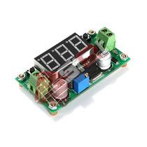 Fuente Variable Con Voltimetro 0-37v 2a Pic Arduino By Siet