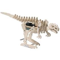 Kit De Tiranosaurio Motorizado Para Ensamblar