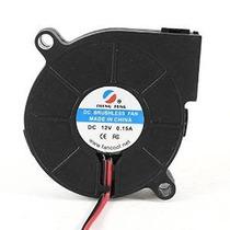 Dc 12v 0.15a 2 Pin Conector De Refrigeración Del Ventilador