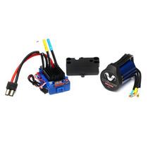 Traxxas 3350r Speedcontrol Y Motor Brushless Velineon Vxl-3s