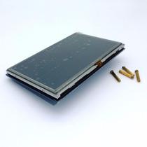Pantalla Lcd Tft 5 Pulgadas Táctil Para Raspberry Pi Touch