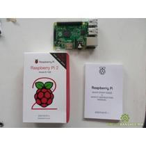 Raspberry Pi 2 Model B 1gb Ram Armv7 4 Nucleos 900mhz