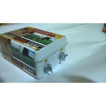 Energizador Cerco Electrico Ganadero Dual 12v Y 110v 100km