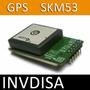 Modulo Gps Arduino Microcontroladores Skm53 Alta Presicion