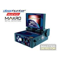 Detector De Metales Y Tesoros Deep Hunter