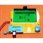Probador De Transistores, Resistencias, Capacitores Y Más