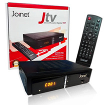 Decodificador Digital Para Tv Joinet Hdtv Oferta Jtv Wow