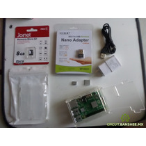 Kit Raspberry Pi 2 Model B 1gb Fuente Microsd Hdmi Carcasa