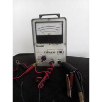 Probador Analizador De Baterias Dirco