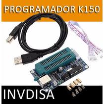 Programador Microcontrolador Pic Usb K-150