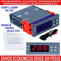 Control De Temperatura Termostato Refrigeración Calefeccion
