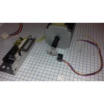 Motor De Pasos Sanyo Denki Con Encoder Y Su Drive De Control