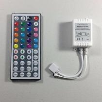 Controlador Control Remoto 44 Botones Tira Rgb Led 5050 3528