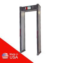 Arco Detector De Metal Con Opción Para Respaldo De Batería