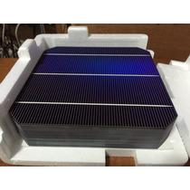 Celda Solar Monocristalina 6 X6