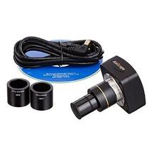 Cámara Amscope Mu300 3.0mp Microscopio Digital Usb 2.0 Inclu