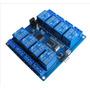 Módulo 8 Relevadores Icse014a Micro Usb Serial Software Pc