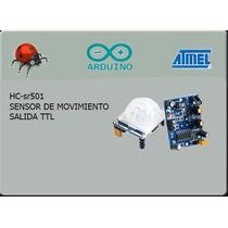 Sensor De Movimiento Presencia Pir Hc-sr501