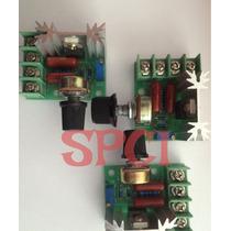 Regulador De Voltaje, Dimmer, Control De Motores A.c 1000 W