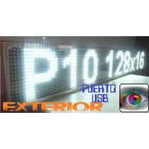Led Display Anuncio Tecno Pantalla Texto/grafico Programable