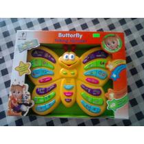Mariposa Electrónica Aprende El Alfabeto Hablando, Educativo
