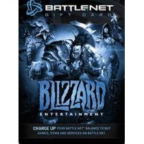 $ 20 Battle.net Tienda De Regalos Tarjeta Equilibrio - Blizz