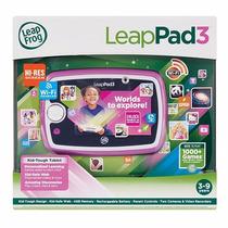 Tablet Leap Pad 3, Color Rosa, Envió Gratis