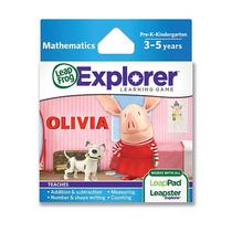 Leapfrog Learning Juego: Olivia (por Leappad Tabletas Y Leap