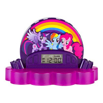 My Little Pony Alarma Radio Reloj