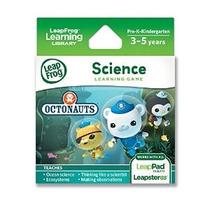 Leapfrog Learning Juego: Octonauts (por Leappad Tabletas Y L