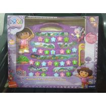 Vtech Dora Aventura Del Abecedario Con Voz Original De Dora