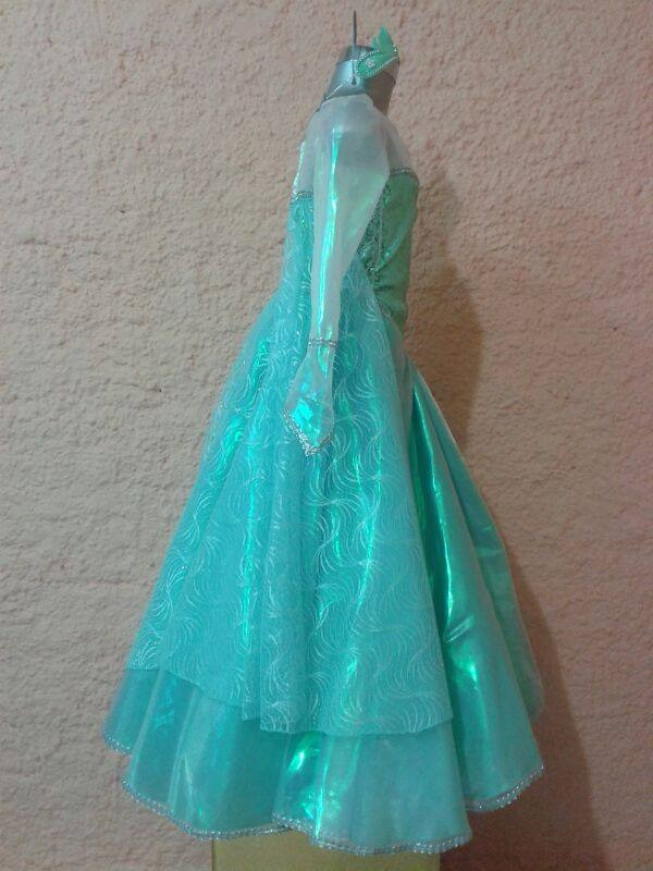 Disfraz Elsa Frozen: Los secretos del traje de la reina de