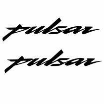 Sticker - Calcomania - Vinil - Logo Pulsar
