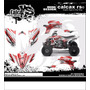 Kit De Calcas Para Yamaha Raptor 660 Completo