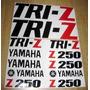 Kit De Stickers Calcomanias Para Moto Yamaha Tri-z