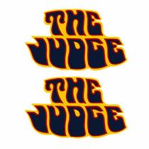 Sticker Motos - Calcomania - Vinil - Logo Pontiac The Judge