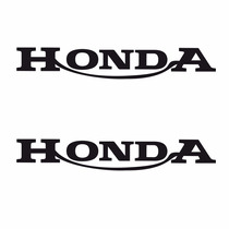 Sticker - Calcomania - Vinil - Logo Honda Mod