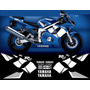 Yamaha R6 ,sticker Pack,calcamonias