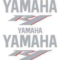 Kit De Stickers Calcomanias Para Yamaha Yzf R1 2007-2008