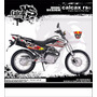 Kit De Calcas Honda Bros 125 / 150