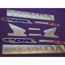 Kit De Stickers Calcomanias Para Moto Honda Cbr 600 Rr