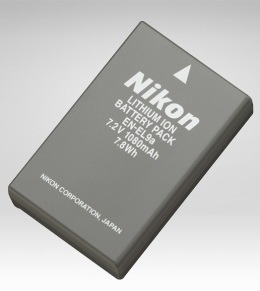 En-el9a Nikon Bateria De Litio Compatible Con D3000 Y D5000