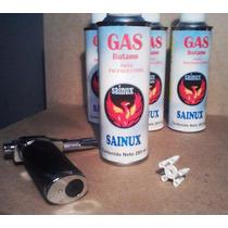 Gas Butano Para Encendedores Electronicos Recargables