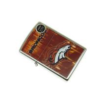 Zo28587 Zippo Broncos De Denver Encendedor Tradicional