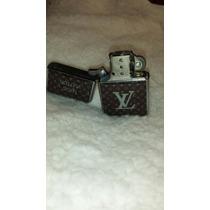 Encendedor De Mecha Marca Bronze Modelo Louis Vuitton